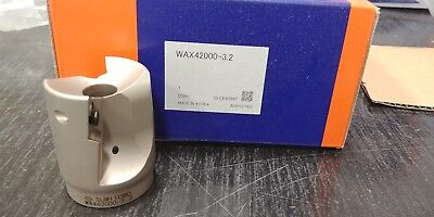 "Sumitomo 4"" Indexable Square Shoulder Face Mill  WAX42000-3.2"