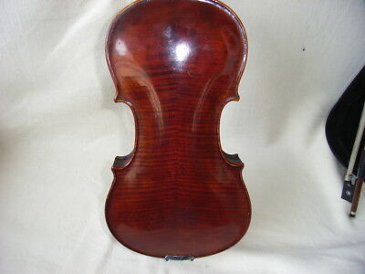ANCIENT OLD violin  ** NAME, FILLED MACHINE** 4/4