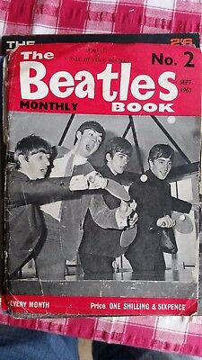 THE BEATLES BOOK MONTHLY No 2