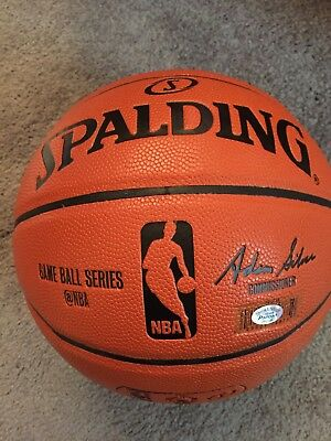 Kevin Durant Signed Basketball