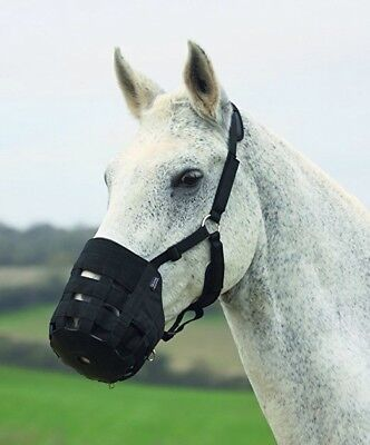 Shires Comfort Grazing Muzzle,Small Pony