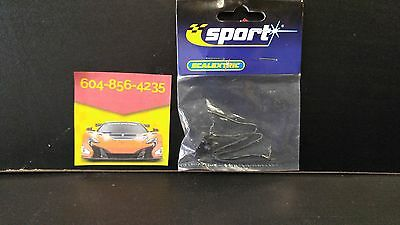 Scalextric Slot Car - W1564 Guide Blade & Contacts
