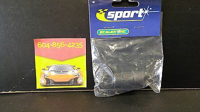 Scalextric Slot Car - W9389 Audi R8 (4) Tire Replacement Pack