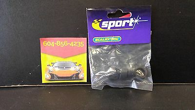 Scalextric Slot Car - W9897 Holden L34 Torana (4) Tire Replacement Pack