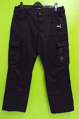 Mercedes Amg Petronas F1 Team Issue Trousers Mens W34 L32
