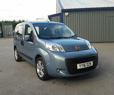 Fiat Qubo 1.3 Wheelchair Accessible Disabled Mobility Vehicle Car WAV
