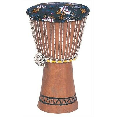 Performance Percussion DJE1 Medium Djembe with Cover