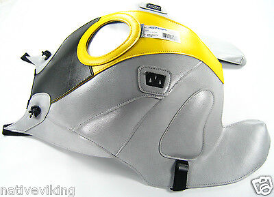 Bagster BMW K1200S 2007 TANK PROTECTOR COVER in stock K 1200 S yellow grey 1498E