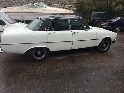 Rover 3500 P6 Automatic