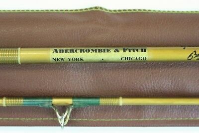 Abercrombie & Fitch Yellowstone Fly Rod w/ Cork Handle