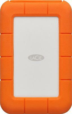 LaCie - Rugged 2TB External Thunderbolt and USB Type-C Portable Hard Drive - ...