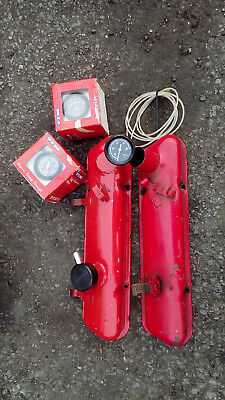 Ford crossflow rocker covers/gauges TIM gauges Joblot mk1/2 Escort,Race/Rally