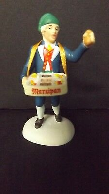 Dept 56 Alpine Village Accessory Sweets For Sale 4036487 New Marzipan Seller