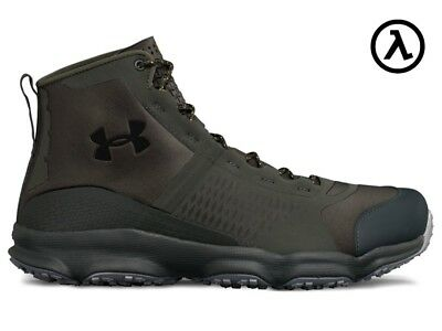 UNDER ARMOUR UA SpeedFit HIKE MID BOOTS 1257447 / NORI GREEN 952 - ALL SIZES