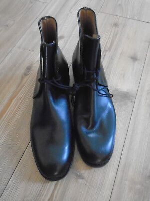 George Boots Size 8S Narrow Width Fitting Genuine British Army Issue