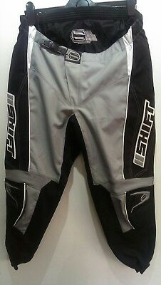 147a  SHIFT MOTOCROSS MENS TROUSERS SIZE 38