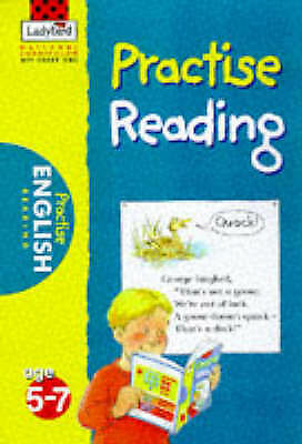 Reading (National Curriculum - Practise), Lbd, Very Good Book