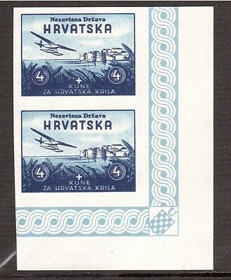 CROATIA WWII Wings variety from Ministerial Book 1942        (# 03)