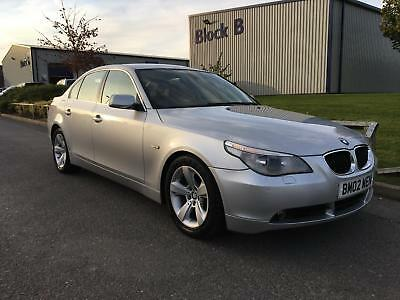 2004 04 BMW 530 3.0TD auto d SE. 126000 miles. FSH. Immaculate.