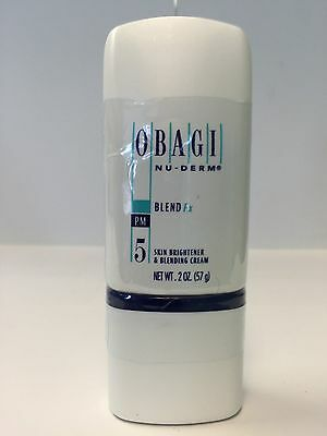 OBAGI NU-DERM BLEND Fx 2 oz New Sealed HYDROQUINOIN FREE 100% AUTHENTIC
