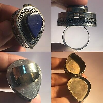 Very lovely and beautiful Lapi box wonderful Ring