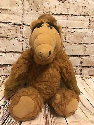 Vintage Retro 1980's Alf Plush by Coleco.  18 Inches.  TV Alien Productions.
