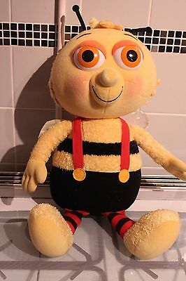 Large Bumble The Bee SOFT TOY PLUSH. Fifi and the Flowertots