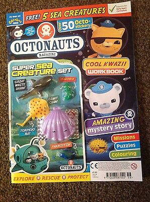 Cbeebies - Octonauts Magazine - Issue 58