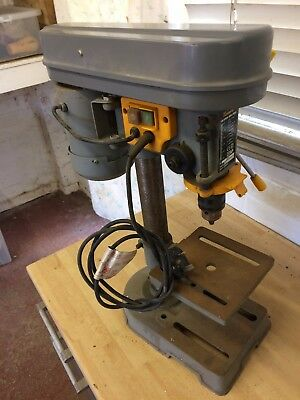 Power-G 5 Speed Drill Press Plus Drill Bits