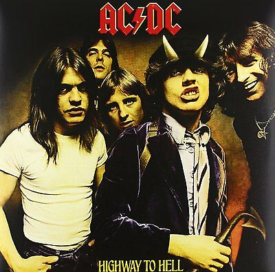 Ac/dc Highway To Hell Vinile Lp 180 Grammi Nuovo !!!!