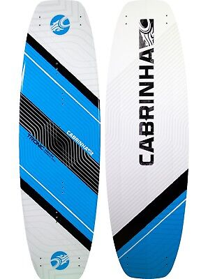 NEW 2017 CABRINHA Tronic Kiteboard 141CM -  w/fins, footpads, handle, & hardware