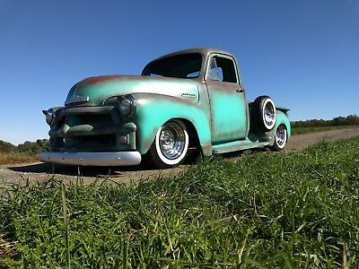 1955 Chevrolet Other Pickups 3100 1955 Chevy 3100 truck. Early 55. Rat rod. Hot rod. Patina. Slammed. Lowered