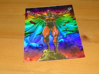 X-MEN SERIES 2 HOLOGRAM CARD no H-2    Trading Cards