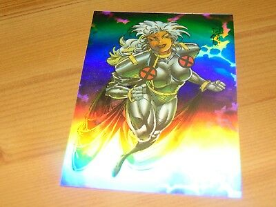 X-MEN SERIES 2 HOLOGRAM CARD no H-3  Trading Cards