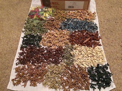 huge joblot of 1000+  airfix and esci 1/72nd scale toy soldiers