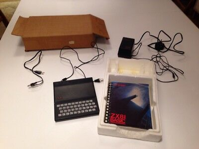 Sinclair zx81  - Working (located in Cambridge)