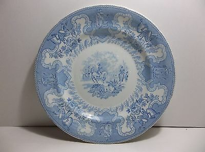 "STAFFORDSHIRE Texian Campaigne 10.5"" DALLAS TEXAS HISTORICAL SOCIETY"