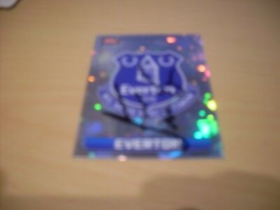 signed everton match attax badge  of stuart mcCall