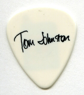 The Doobie Brothers Tom Johnston Guitar Pick Authentic Original