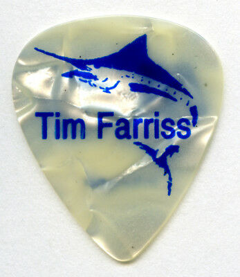 INXS Tim Farris 2006 Switched On Tour Guitar Pick Authentic Original