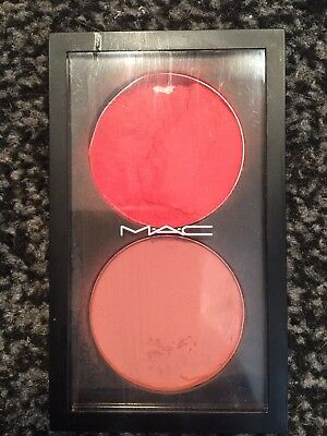 Mac X 2 Blusher Duo 100% Genuine