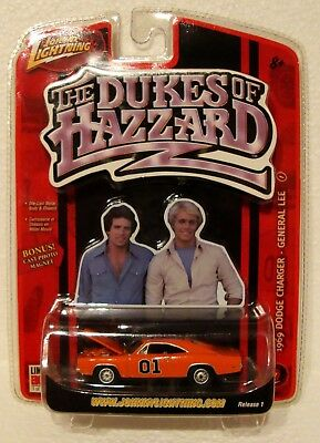GENERAL LEE DUKES OF HAZZARD Johnny Lightning in 2006 1/64 Scale Diecast Metal
