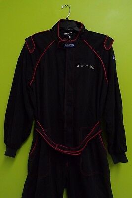 Sparco Jrm Racing Race Suit Mens Xl