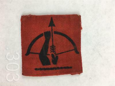 British Military Army Anti Aircraft Command Cloth Formation Badge Patch
