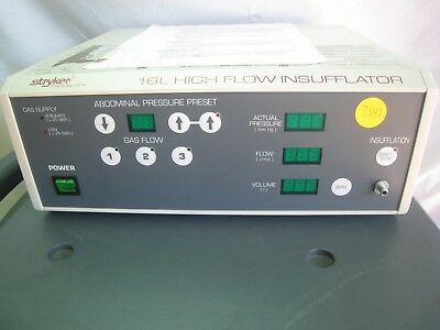 Stryker 16L High Flow Insufflator