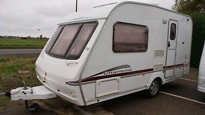 2005 Swift Charisma 220, 2 Berth, End Kitchen,excellent Condition,very Light!!!