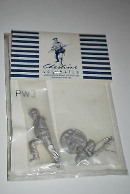 Rare Cheshire Volunteer Nos - Us Marine 1943 Pacific War - 54Mm