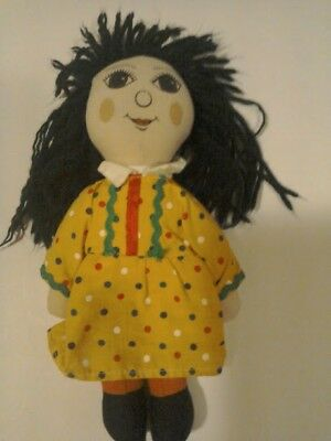 Rosie Rag Doll from Rosie and Jim