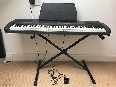 roland ep-760 Digital Piano with Stand