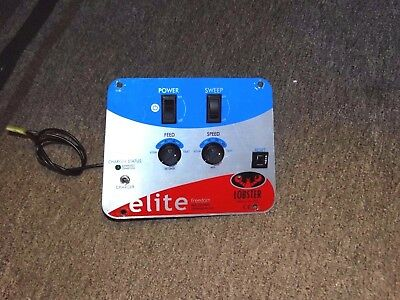 19938 LOBSTER ELITE TENNIS MACHINE ~ REPLACEMENT CONTROL PANEL (complete)